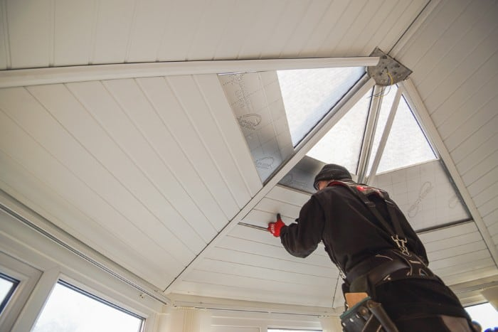 yorkshire conservatory insulators