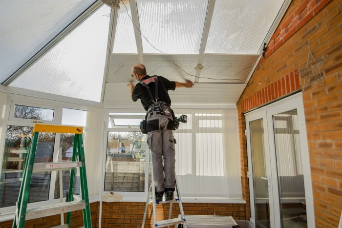 upvc for conservatory